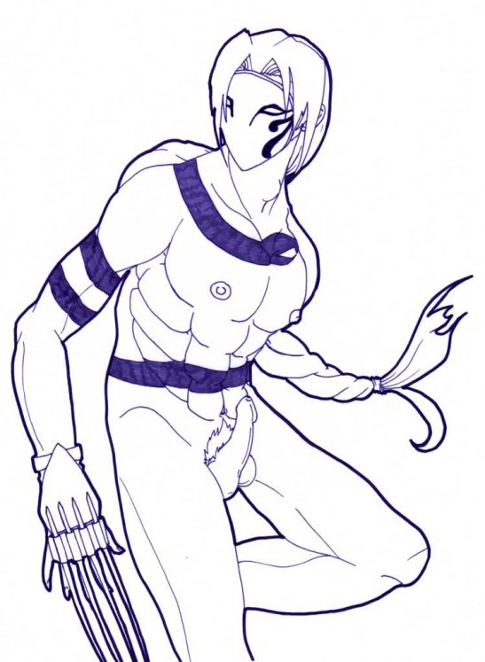 vega fighter) (street Dark elves with huge tits and fat asses