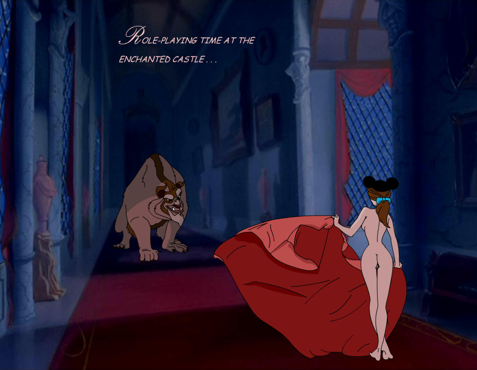 beauty belle beast the nude and Xxx king of the dead