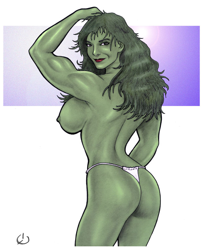 how is big hulks dick Everybody loves large chests 4