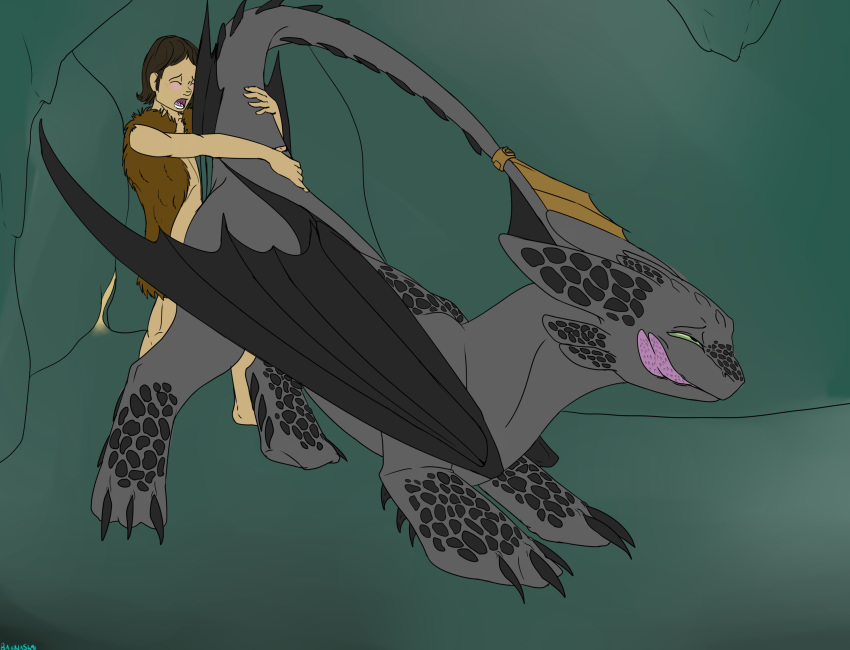 fanfiction dragon your into how turns a night train fury hiccup to Adventure time princess bubblegum outfits