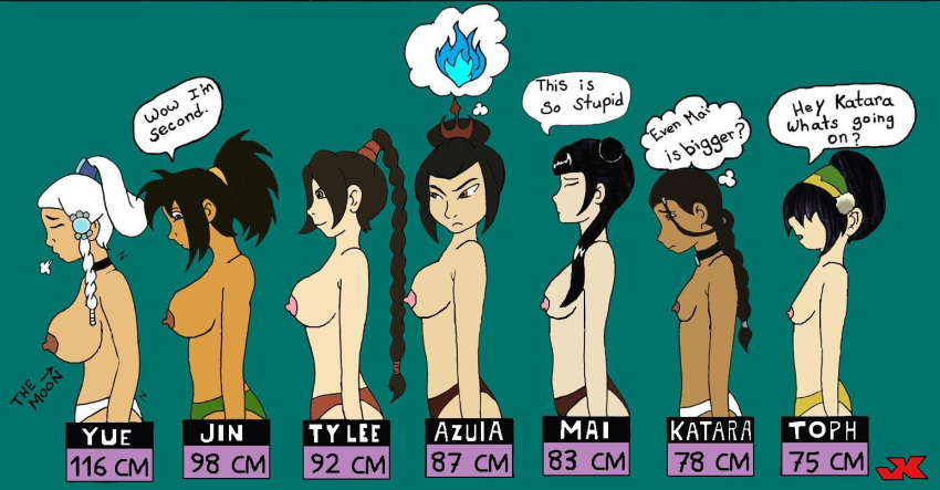 the porn last airbender azula avatar A kind of magic willow