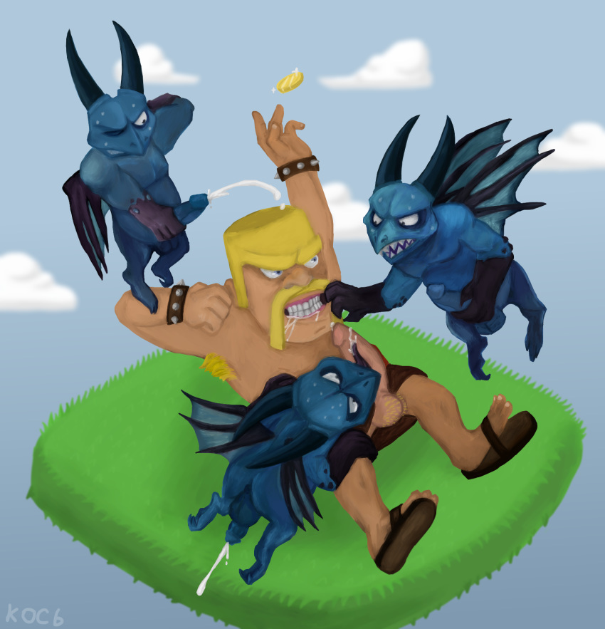 clash clans of archer costumes Nyarko-san: another crawling chaos f