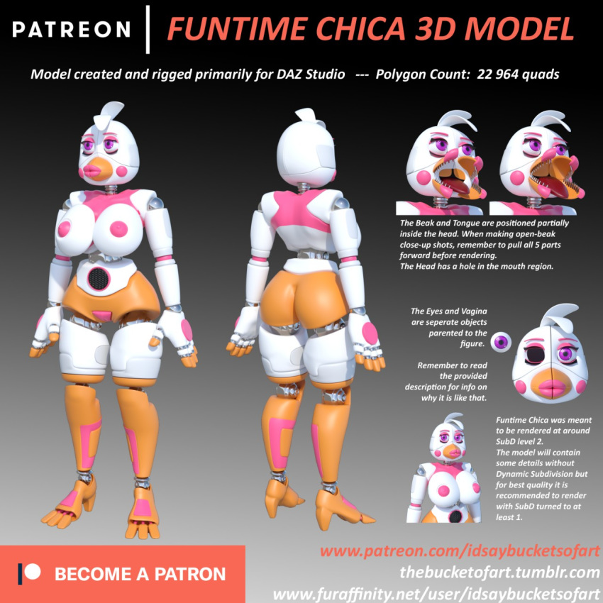 five chica nights at funtime freddy's Shadow of the damned paula