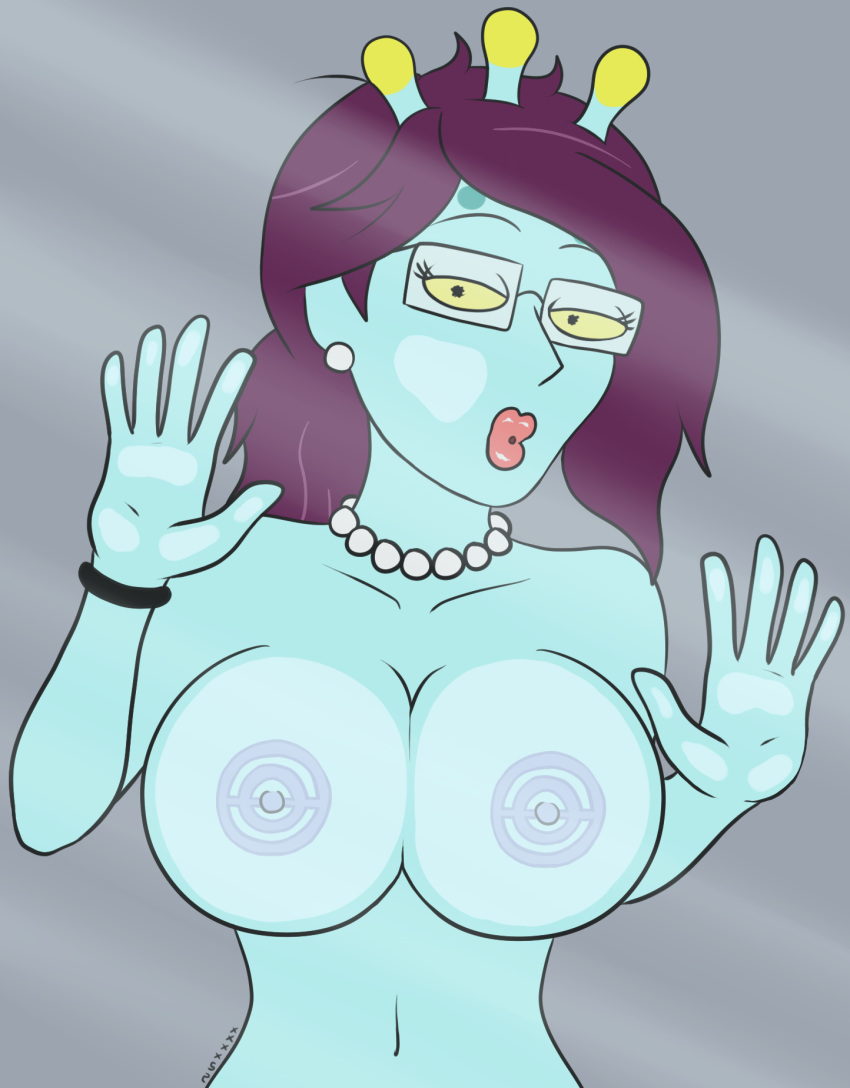 and vagina puffy rick morty King of the hill minh nude